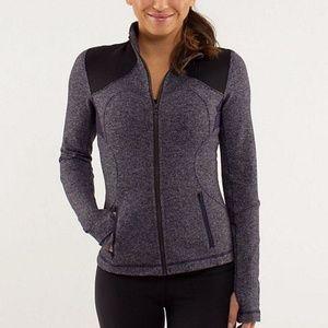 Lululemon Forme Jacket in Herringbone Size 2